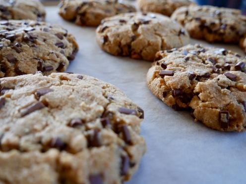 Peanut butter cookies -2